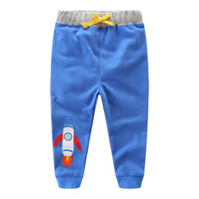 Штанці для хлопчика Ракета (код товара: 46993)