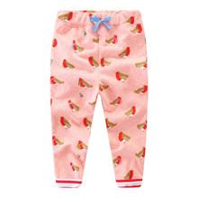 Штаны для девочки Снегири (код товара: 46989)