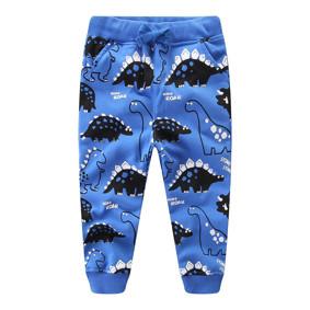 Штаны для мальчика Динозавры (код товара: 46985): купить в Berni
