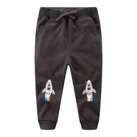 Штаны для мальчика Ракета (код товара: 46992): купить в Berni