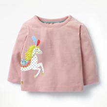 Свитшот для девочки Лошадка (код товара: 46930)