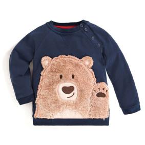 Толстовка для мальчика Мишка (код товара: 46959): купить в Berni