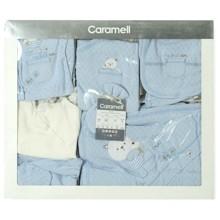 Комплект 10 в 1 для новорожденного мальчика Caramell  (код товара: 4740)