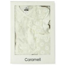 Набор 5 в 1 для новорожденного Caramell  (код товара: 4724)