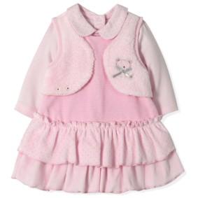 Нарядный  Комплект для девочки Caramell   (код товара: 4702): купить в Berni