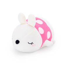 Мягкая игрушка Кролик фуксия, 21 см оптом (код товара: 47093)