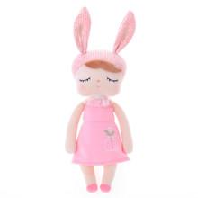 М'яка лялька Angela Pink, 33 см (код товара: 47095)