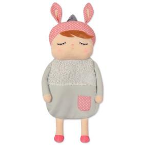 Рюкзак Девочка крольченок, серый оптом (код товара: 47070): купить в Berni
