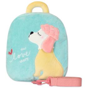 Рюкзак История любви, голубой (код товара: 47074): купить в Berni