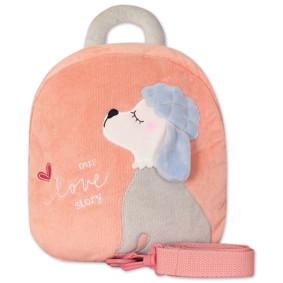 Рюкзак История любви, персиковый (код товара: 47075): купить в Berni
