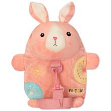 Рюкзак Кролик, розовый (код товара: 47059)