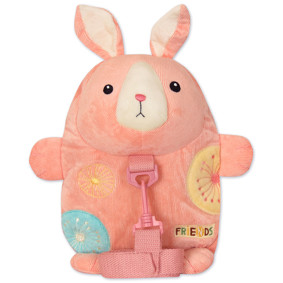 Рюкзак Кролик, розовый (код товара: 47059): купить в Berni