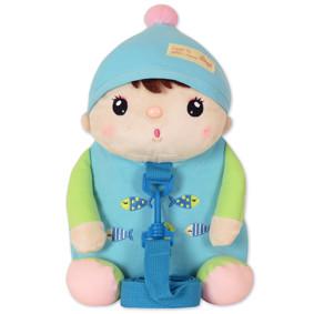 Рюкзак Кукла, голубой (код товара: 47057): купить в Berni