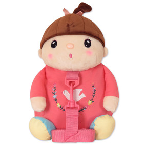 Рюкзак Кукла, розовый (код товара: 47058): купить в Berni