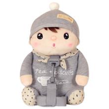 Рюкзак Кукла Сластёна, серый (код товара: 47056)