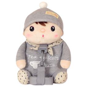 Рюкзак Кукла Сластёна, серый оптом (код товара: 47056): купить в Berni