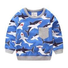 Світшот для хлопчика Акули (код товара: 47005)