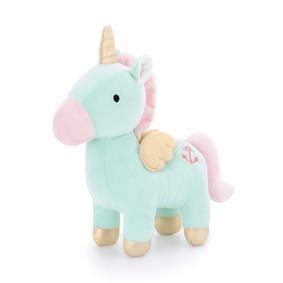 Мягкая игрушка Бирюзовый единорог, 23 см (код товара: 47191): купить в Berni