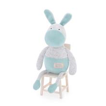 Мягкая игрушка Бирюзовый ослик, 33 см (код товара: 47115)