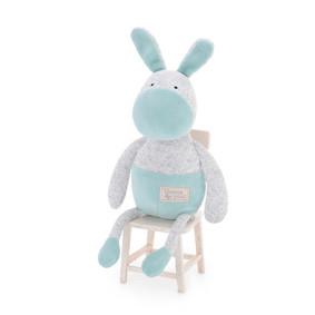 Мягкая игрушка Бирюзовый ослик, 33 см (код товара: 47115): купить в Berni