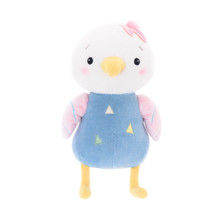 Мягкая игрушка Цыпленок в голубом, 22 см (код товара: 47138)