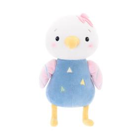 Мягкая игрушка Цыпленок в голубом, 22 см (код товара: 47138): купить в Berni