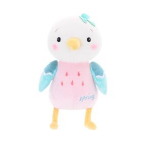 Мягкая игрушка Цыпленок в розовом, 22 см (код товара: 47140): купить в Berni