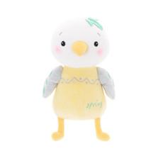 Мягкая игрушка Цыпленок в желтом, 22 см (код товара: 47137)
