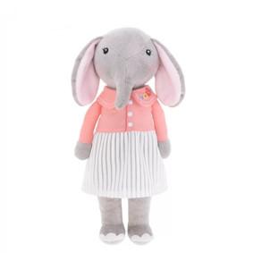 Мягкая игрушка Kawaii Elephant Pink-White, 30 см (код товара: 47184): купить в Berni