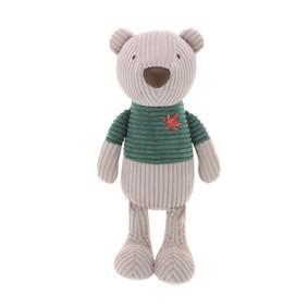 Мягкая игрушка Мишка в зеленом, 25 см (код товара: 47131): купить в Berni