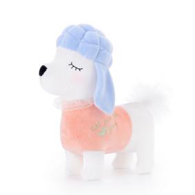 Мягкая игрушка Пудель в розовом, 29 см (код товара: 47127): купить в Berni