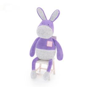 Мягкая игрушка Пурпурный ослик, 33 см (код товара: 47117): купить в Berni