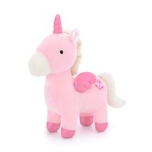 Мягкая игрушка Розовый единорог, 23 см (код товара: 47188)