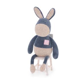Мягкая игрушка Синий ослик, 33 см (код товара: 47114): купить в Berni