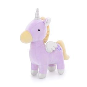 Мягкая игрушка Сиреневый единорог, 23 см (код товара: 47189): купить в Berni