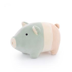 Мягкая игрушка Зеленый поросенок, 22 см (код товара: 47118): купить в Berni