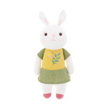 М'яка іграшка Tiramitu Green-Yellow Dress, 34 см (код товара: 47163)