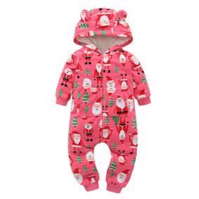 Комбинезон для девочки Санта Клаус (код товара: 47228): купить в Berni
