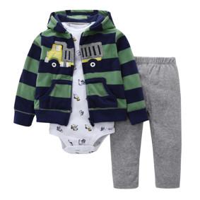 Комплект для мальчика 3 в 1 Грузовик (код товара: 47248): купить в Berni