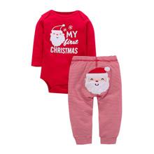 Костюм детский 2 в 1 Санта Клаус (код товара: 47239)