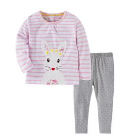 Костюм для девочки 2 в 1 Кролик (код товара: 47203): купить в Berni