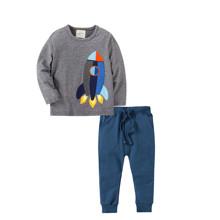 Костюм для мальчика 2 в 1 Ракета (код товара: 47204)