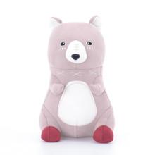 Мягкая игрушка Бежевый мишка, 22 см (код товара: 47200)