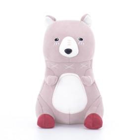 Мягкая игрушка Бежевый мишка, 22 см (код товара: 47200): купить в Berni