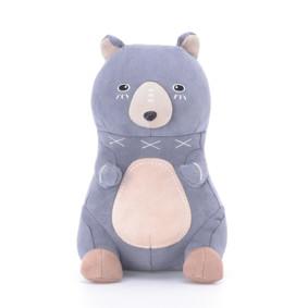 Мягкая игрушка Серый мишка, 22 см (код товара: 47201): купить в Berni