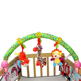 Дуга для коляски и автокресла Животные (код товара: 47316): купить в Berni