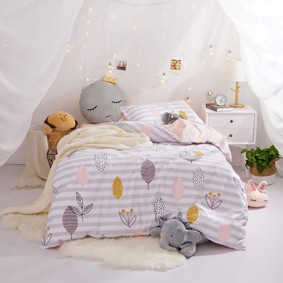Комплект постельного белья Осенние листья (полуторный) (код товара: 47302): купить в Berni