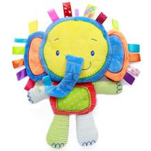 Мягкая игрушка - погремушка Слоненок (код товара: 47305)