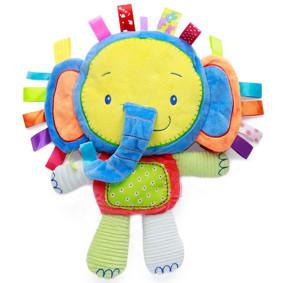 Мягкая игрушка - погремушка Слоненок (код товара: 47305): купить в Berni