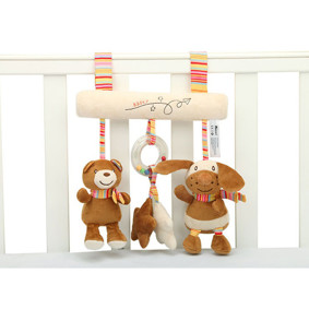 Мягкая подвеска Медведь и кролик (код товара: 47340): купить в Berni